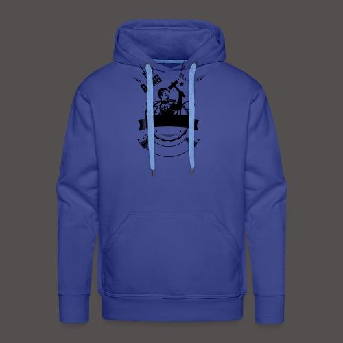 bang bang - Sweat-shirt à capuche Premium pour hommes