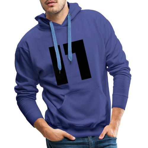 Chemtrail Pilots Logo T-Shirt - Männer Premium Hoodie