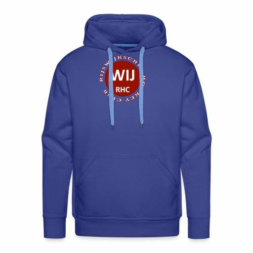 RIJSWIJKSCHE HOCKEY CLUB - Mannen Premium hoodie