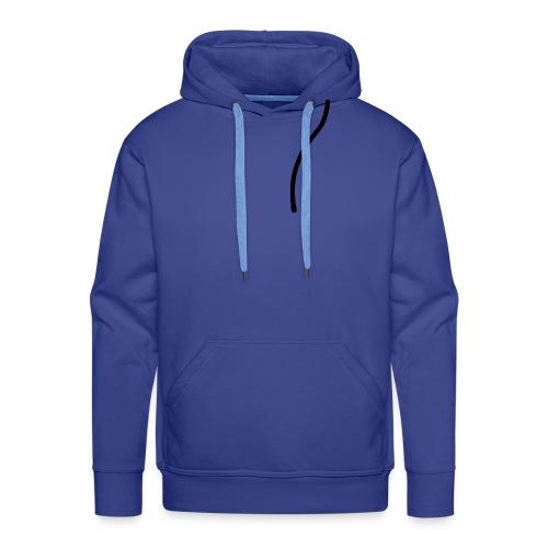 strop2 achterkant copy - Mannen Premium hoodie