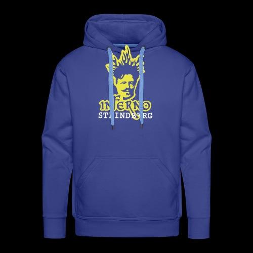 Inferno Strindberg Black 2c - Men's Premium Hoodie