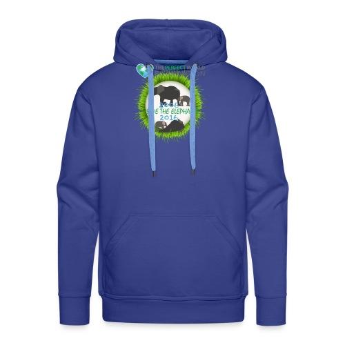 Save the elephant - Erik - Premiumluvtröja herr