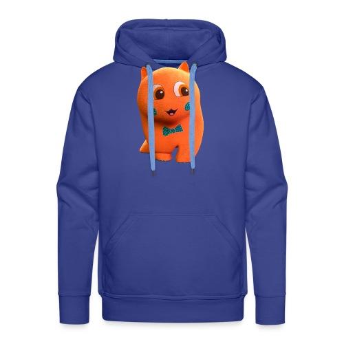 Personnage Mignon - Pluches - Sweat-shirt à capuche Premium pour hommes