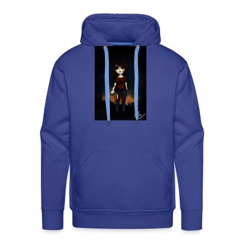 zombie usagi - Sudadera con capucha premium para hombre