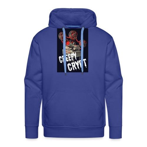 Creepy Crypt - Männer Premium Hoodie