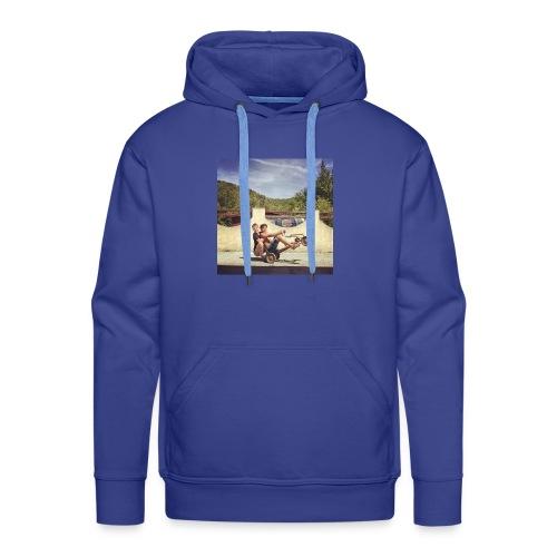 Hoodie - Sweat-shirt à capuche Premium pour hommes