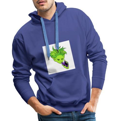 fairy vape store - Sweat-shirt à capuche Premium pour hommes