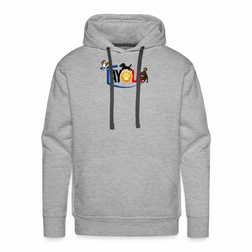 TAYOLA logo 2019 HD - Sweat-shirt à capuche Premium pour hommes