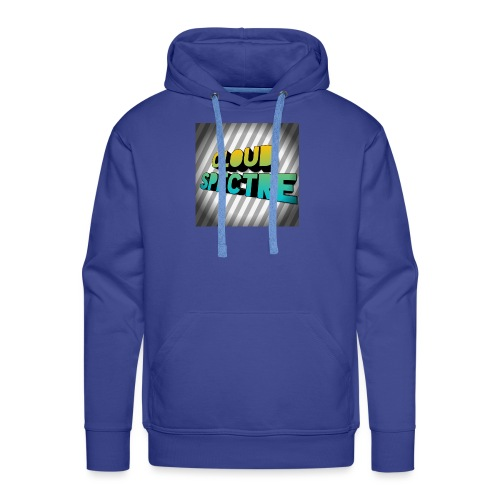 cloud merch - Mannen Premium hoodie