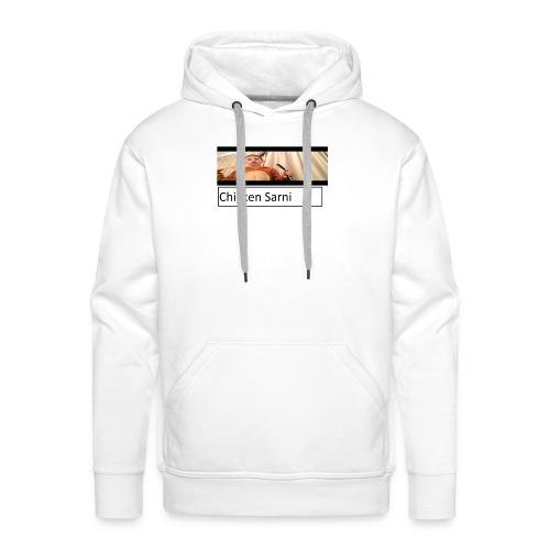 chicken sarni - Men's Premium Hoodie