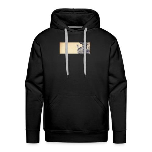 solo.pigion - Sweat-shirt à capuche Premium pour hommes