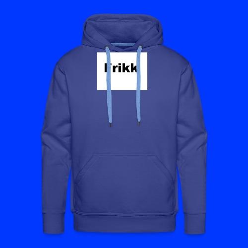 Frikk - Premium hettegenser for menn