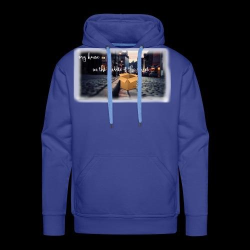 HOUSE SERIES - Mannen Premium hoodie