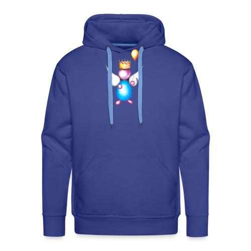 Mettalic Angel happiness - Sweat-shirt à capuche Premium pour hommes