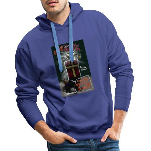 Design Das geilste Geschenk gleich auspacken - Männer Premium Hoodie