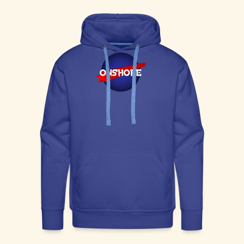 ONSHORE - Sweat-shirt à capuche Premium pour hommes