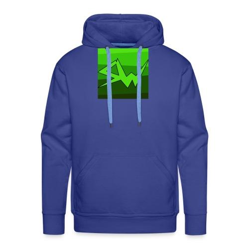 SoupWizard Logo - Men's Premium Hoodie