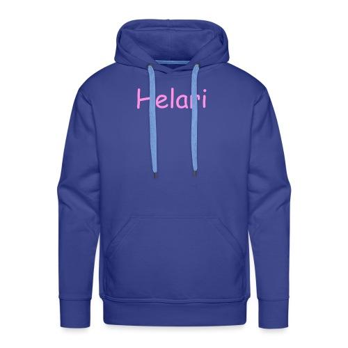 Helari Merch - Miesten premium-huppari