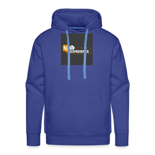 The Experience Podcast Merchandise Store - Men's Premium Hoodie
