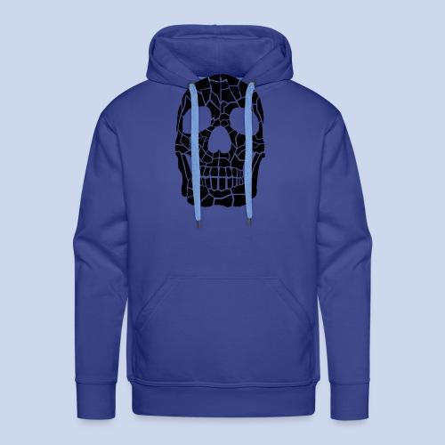 The Skull - Männer Premium Hoodie