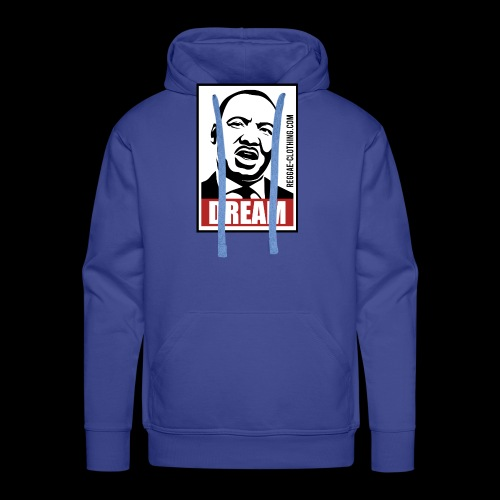 DREAM - Martin Luther King - Männer Premium Hoodie
