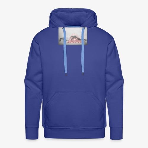 Larrun - Sweat-shirt à capuche Premium pour hommes