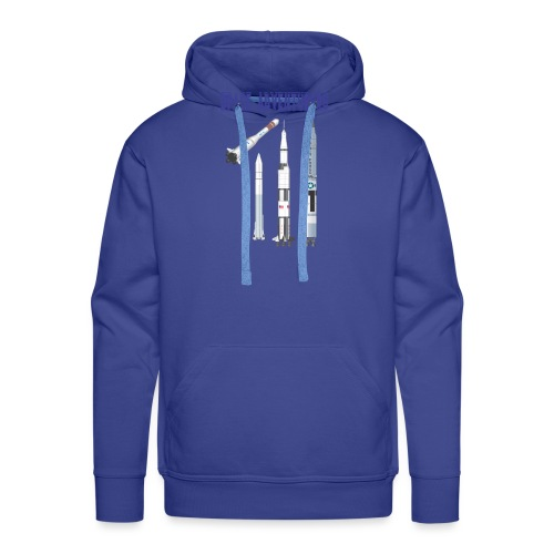 Space adventurers - Men's Premium Hoodie