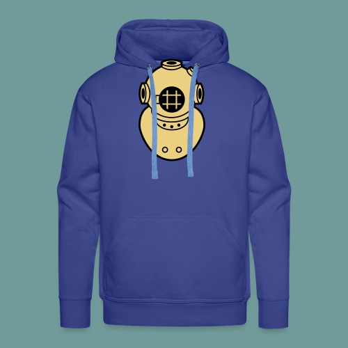 scaph_02 - Sweat-shirt à capuche Premium pour hommes