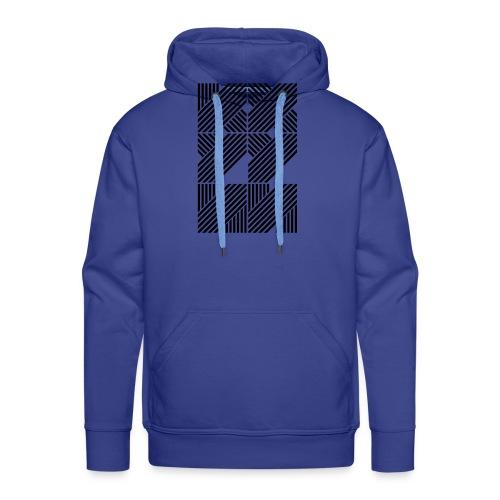 Kui Hui - Sweat-shirt à capuche Premium pour hommes