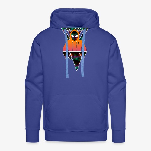 Space man - Men's Premium Hoodie