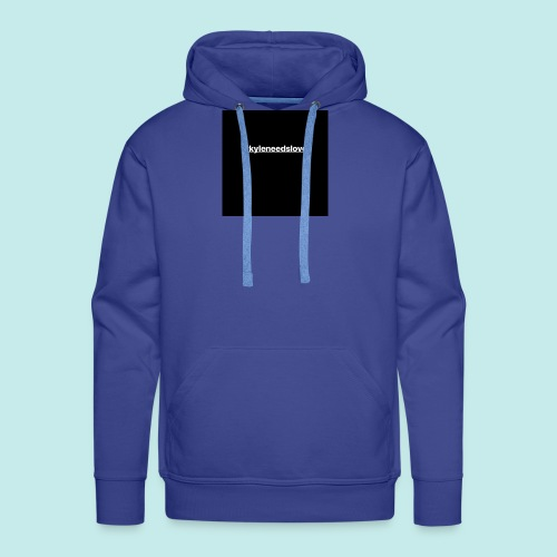 the iconic trademark for our campaign - Men's Premium Hoodie