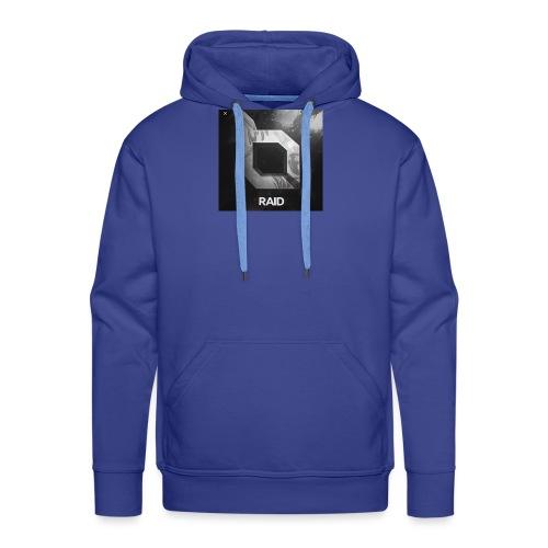 Raid Away - Black Shirt - Men's Premium Hoodie