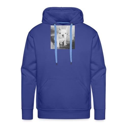 Billy Puppy - Mannen Premium hoodie