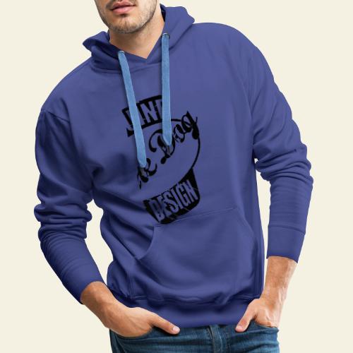 raredog fuelwear - Herre Premium hættetrøje