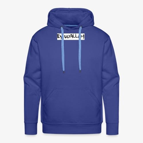 ey wallah - Men's Premium Hoodie