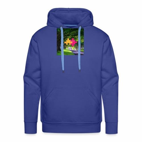 Jayanimations' logo 2! - Men's Premium Hoodie