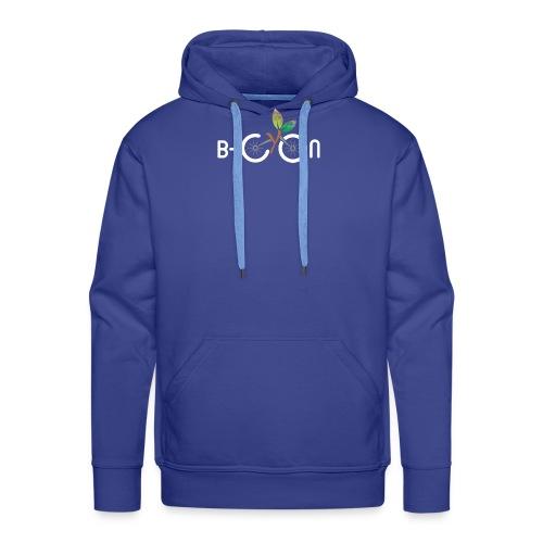 B-Icon Logo (Dark Colored Items) - Mannen Premium hoodie