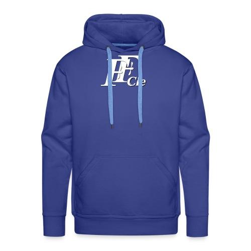 logoffblanctshirt - Sweat-shirt à capuche Premium pour hommes