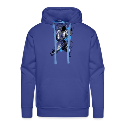 Kung Fu wizard - Men's Premium Hoodie