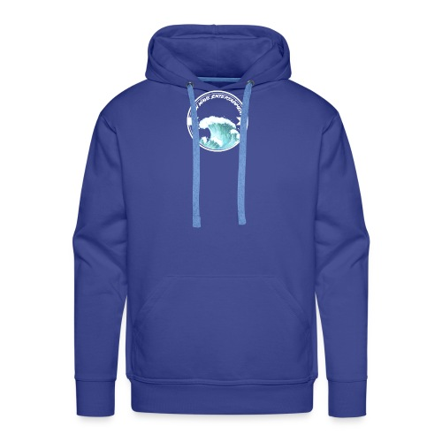 New Wave Entertainment Logo T-Shirt [Support Us] - Men's Premium Hoodie