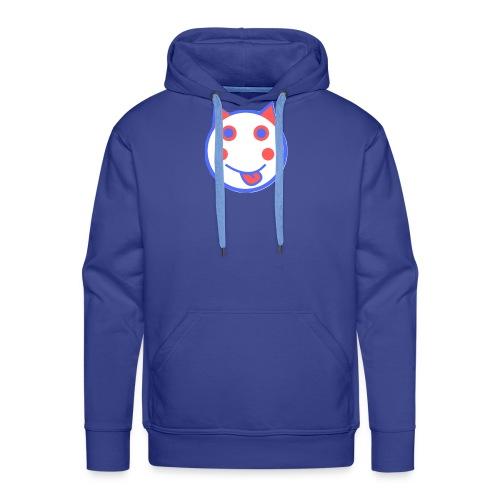 Red White And Blue - Alf Da Cat - Men's Premium Hoodie