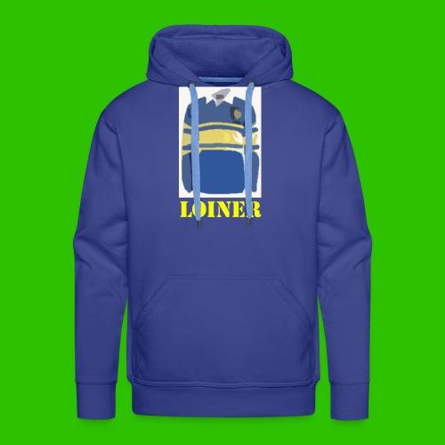 Leeds Loiner (Amber) - Men's Premium Hoodie