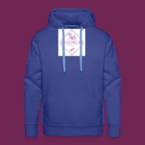 shopping tas - Mannen Premium hoodie