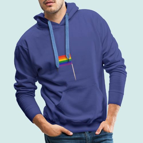 LGBT+ - Männer Premium Hoodie