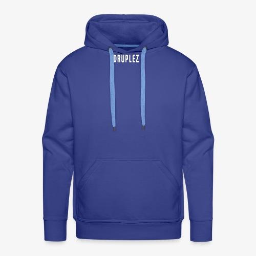 druplez design - Mannen Premium hoodie
