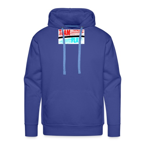 TEAM PLAY - Men's Premium Hoodie