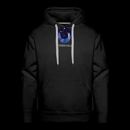 Stars4All - Sudadera con capucha premium para hombre