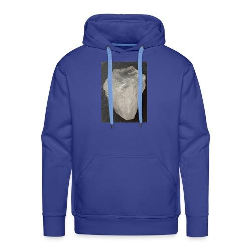 Bergkristall*Juttas Steinsammlung* - Männer Premium Hoodie
