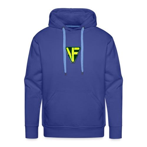 Virtual Farmer VF Logo - Men's Premium Hoodie