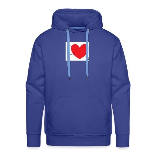 MAMA - Sudadera con capucha premium para hombre